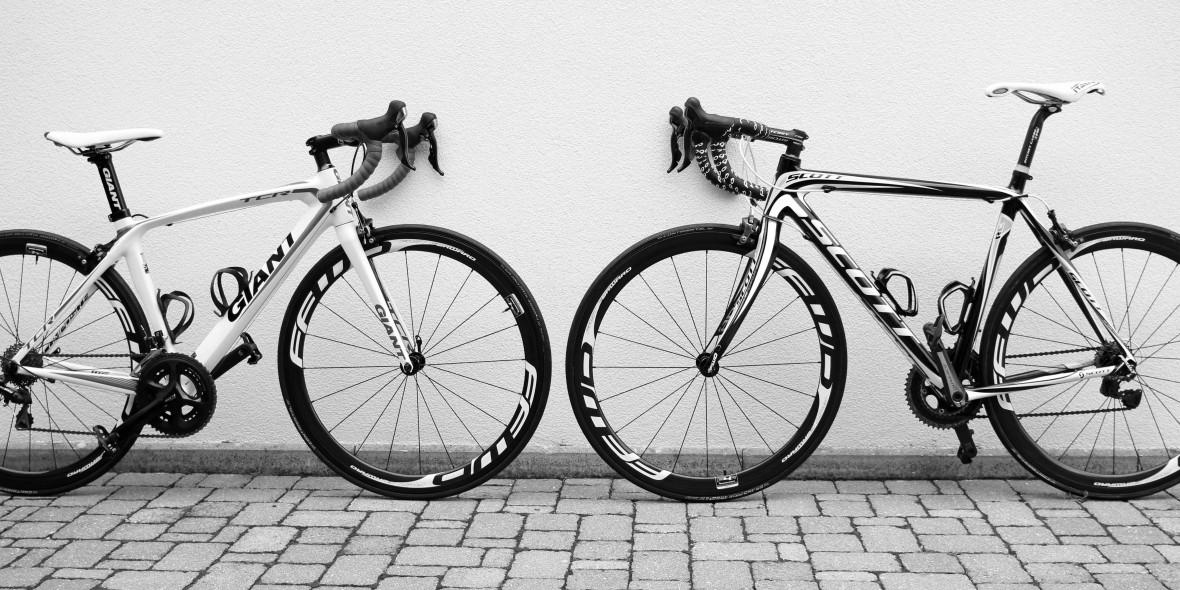 Giant TCR, Scott Addict, FFWD F4R, Laufräder, Holland, Handmaid, Rennrad, Rims, Geradeaus, Tini, Andy, Blog
